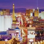 ラスベガスのギャンブル街でバカラに挑戦したときの話