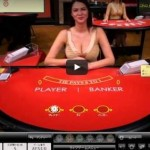 【動画】ベラジョンカジノのライブ版バカラ実戦