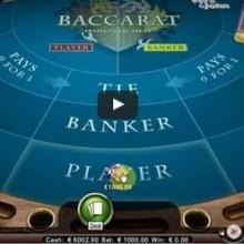 【バカラ動画】ベラジョンカジノは10万円勝ちも珍しくない