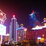 マカオでカジノができるホテル一覧